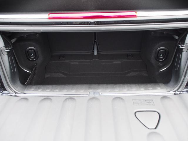 クーパーS コンバーチブル ペッパーパッケージ カメラパッケージ 衝突被害軽減ブレーキ アクティブクルーズコントロール 17インチブラックホイール フロントシートヒーター(35枚目)