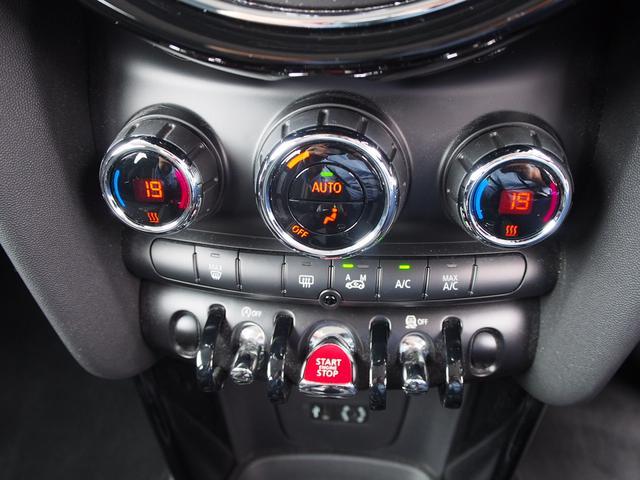 クーパーS 5ドア ワンオーナー ペッパーパッケージ ナビゲーション ETC2.0 リアカメラ ブラックジャックサイドスカットル ボンネットストライプ(10枚目)