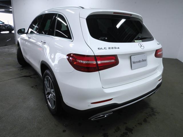 GLC220 d 4マチック スポーツ 4年保証 新車保証(2枚目)