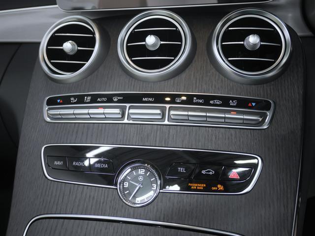 C43 4マチック カブリオレ 4年保証 新車保証(19枚目)