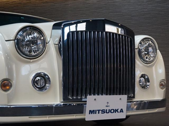 ミツオカ ガリュー 25ST インテリジェントキー 社外18インチアルミ