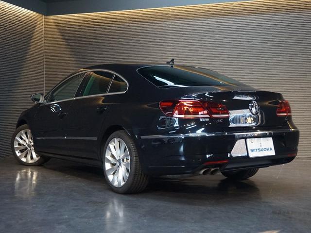 フォルクスワーゲン VW フォルクスワーゲンCC TSIテクノロジーパッケージ  別途メーカ保証 ナビ レザー