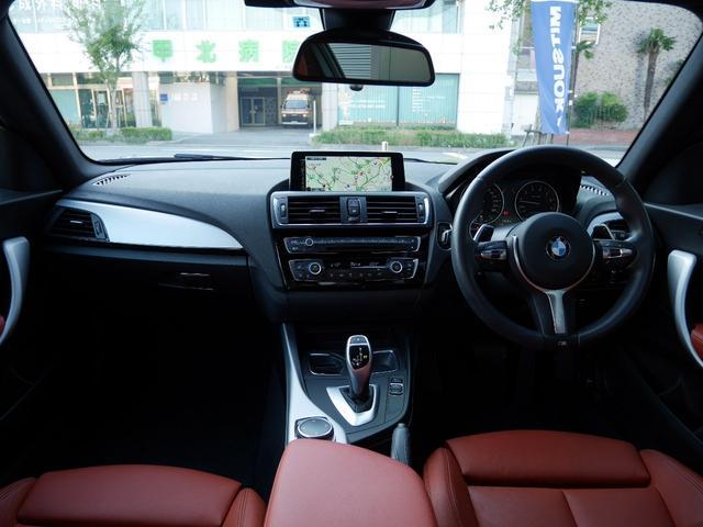 BMW BMW 220iクーペ Mスポーツ レッドレザーシート 1オナー