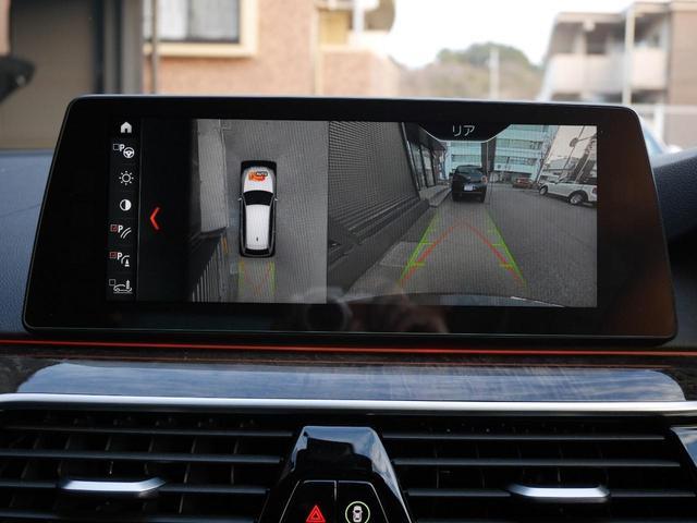 バックカメラ+360度ビューですので、後方のみならず、周囲の確認もできます!