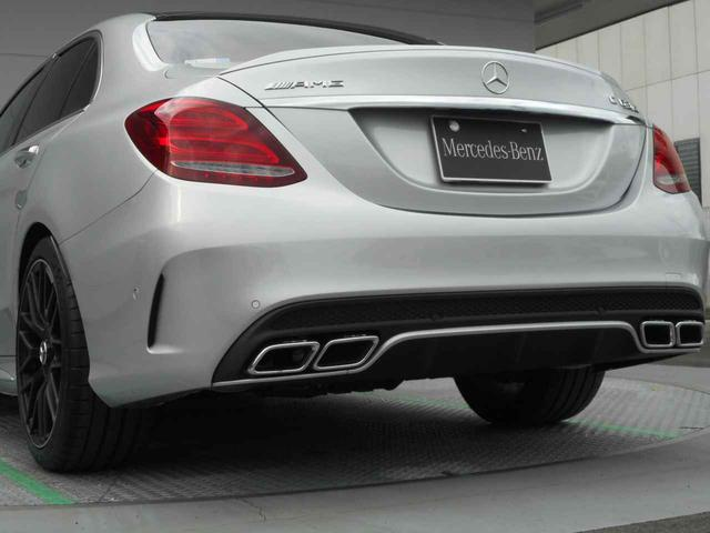 メルセデスAMG メルセデスAMG Mercedes-AMG C63 SエクスクルーシブP