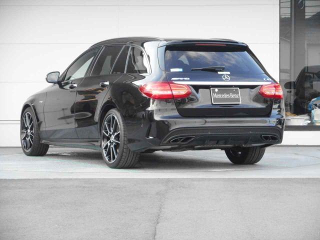 メルセデスAMG メルセデスAMG Mercedes-AMG C43 4Mステーションワゴン