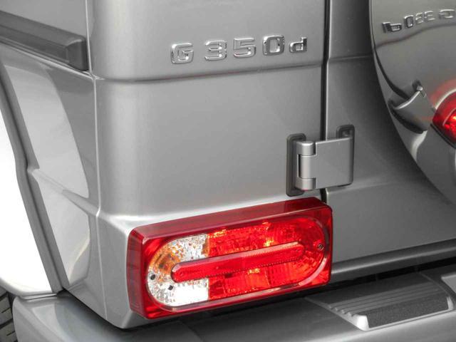 メルセデス・ベンツ M・ベンツ G350d ラグジュアリーP デモカー使用車