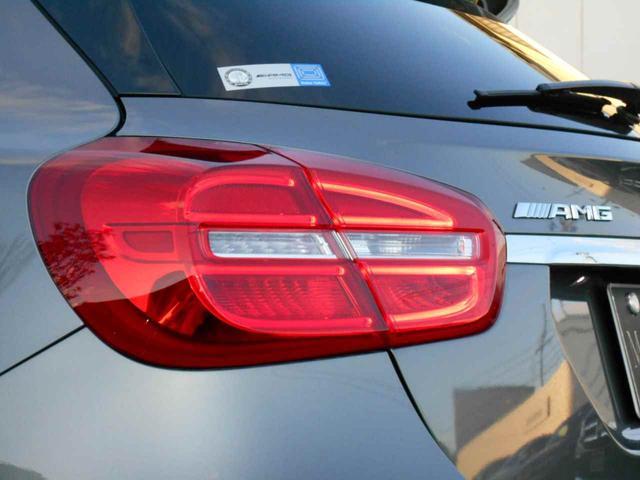メルセデスAMG メルセデスAMG GLA45 4MATIC AMG ワンオーナー車