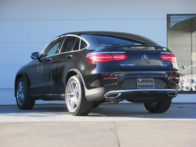 GLC 220d 4MATIC Coupe Sports(3枚目)