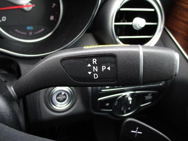 C200ステーションワゴン アバンギャルド レーダーセーフティP meコネクト デモカー使用車(35枚目)