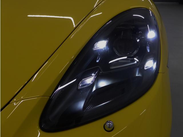 718ボクスター デモカー 禁煙車 新車保証継承 右ハンドル(6枚目)