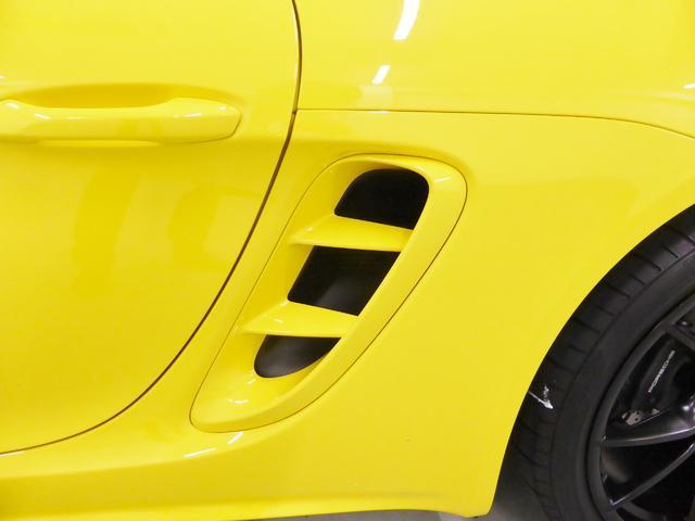 718ボクスター デモカー 禁煙車 新車保証継承 右ハンドル(7枚目)