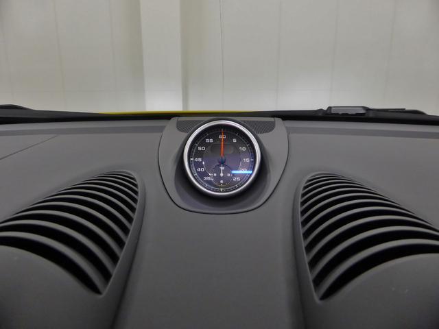 718ボクスター デモカー 禁煙車 新車保証継承 右ハンドル(16枚目)