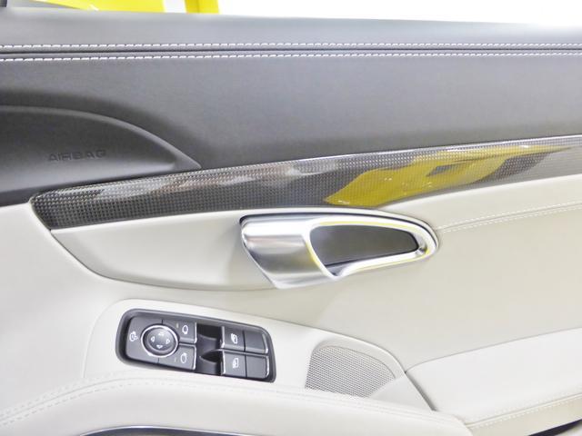 718ボクスター デモカー 禁煙車 新車保証継承 右ハンドル(17枚目)