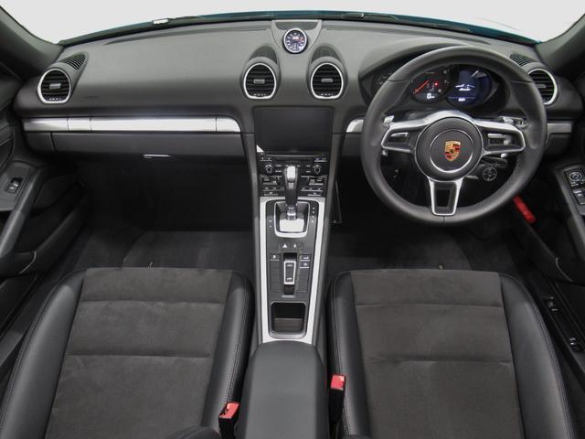 718ボクスターPDK 禁煙車 1オーナー新車保証 認定保証(12枚目)