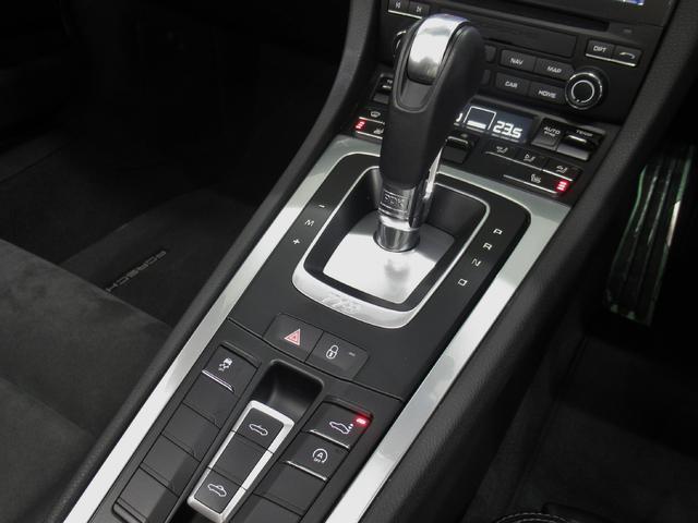 718ボクスターPDK 禁煙車 1オーナー新車保証 認定保証(16枚目)