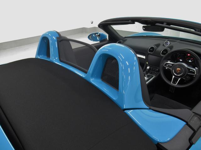 718ボクスターPDK 禁煙車 1オーナー新車保証 認定保証(19枚目)