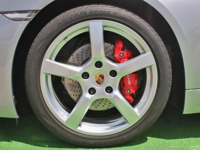 ポルシェ ポルシェ 718ケイマンS 1オーナー スポーツクロノパッケージ 黒革