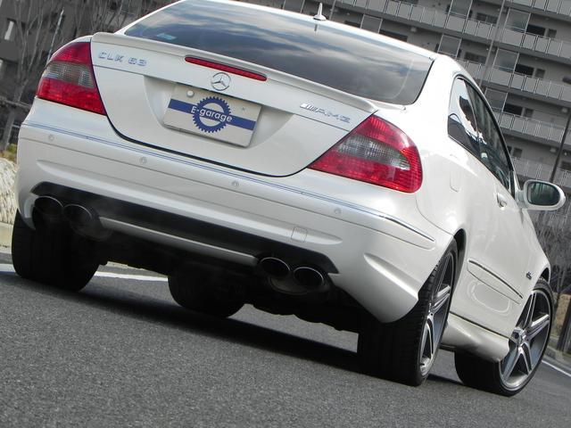 メルセデス・ベンツ M・ベンツ CLK63 AMG