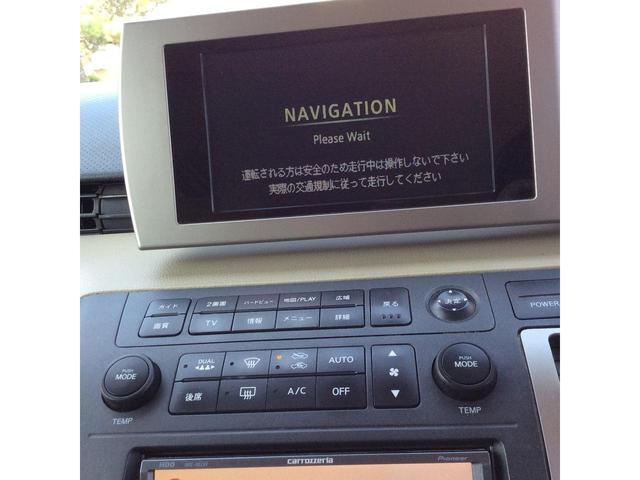 日産 エルグランド VG 外HDDナビ スマートキー 電動スライド