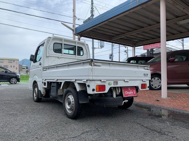 FC トラック660エアコン・パワステ3方開 4WD ワンオーナー(6枚目)