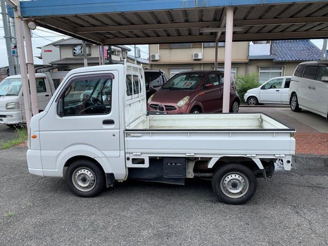 FC トラック660エアコン・パワステ3方開 4WD ワンオーナー(7枚目)