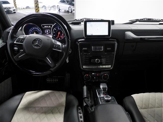 G63 AMG デジーノエクスクルーシブインテリアパッケージ(3枚目)