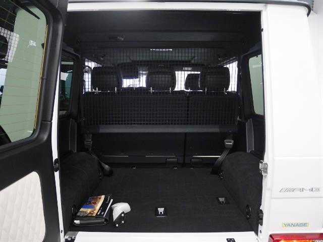 G63 AMG デジーノエクスクルーシブインテリアパッケージ(11枚目)