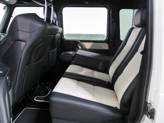 G63 AMG デジーノエクスクルーシブインテリアパッケージ(15枚目)