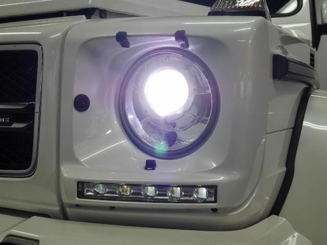 G63 AMG デジーノエクスクルーシブインテリアパッケージ(19枚目)