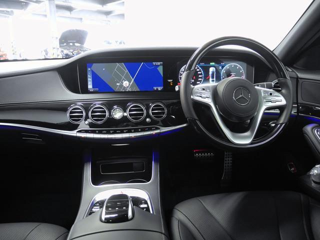S450 ISG搭載モデル AMGラインプラス ベーシックP(3枚目)
