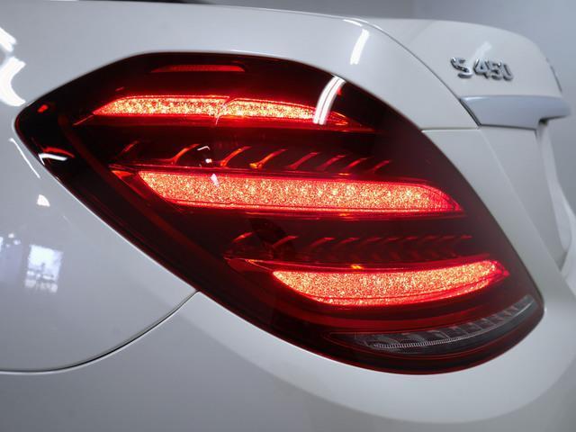 S450 エクスクルーシブ AMGライン+ ISG搭載モデル(8枚目)