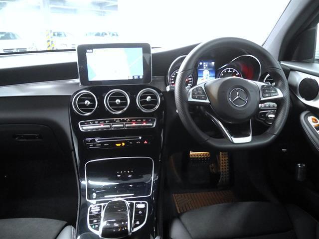 GLC200 クーペ スポーツ 4年保証 新車保証(3枚目)