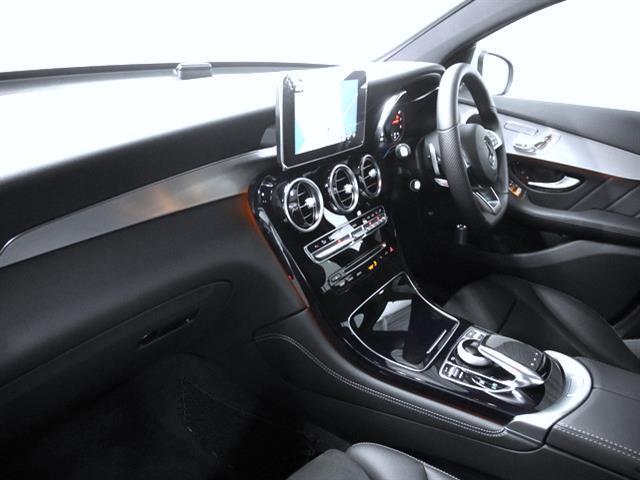 GLC200 クーペ スポーツ 4年保証 新車保証(4枚目)