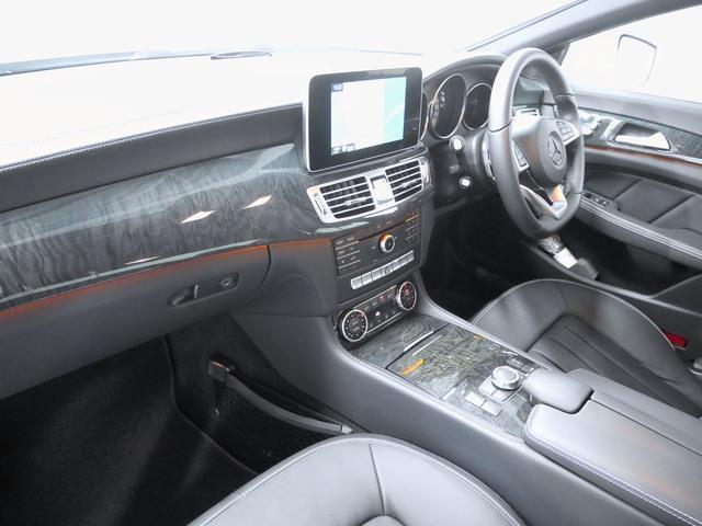 CLS220 ブルーテック AMGライン 1年保証 新車保証(4枚目)