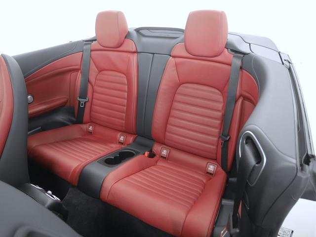 C43 4マチック カブリオレ 4年保証 新車保証(6枚目)