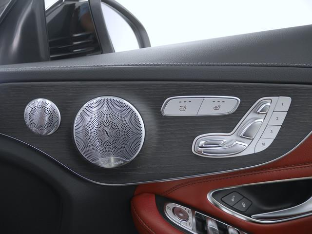 C43 4マチック カブリオレ 4年保証 新車保証(11枚目)