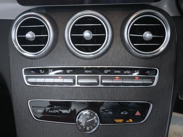 C43 4マチック カブリオレ 4年保証 新車保証(20枚目)