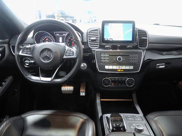 GLE43 4マチック クーペ 2年保証 新車保証(3枚目)