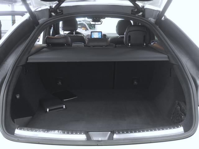 GLE43 4マチック クーペ 2年保証 新車保証(9枚目)