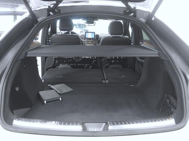GLE43 4マチック クーペ 2年保証 新車保証(12枚目)