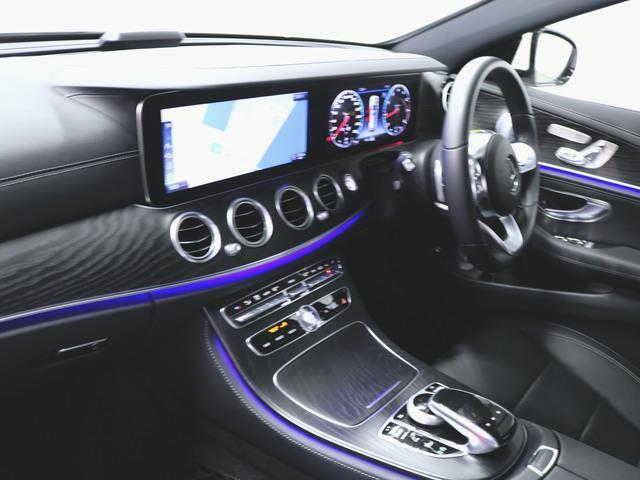E300 ステーションワゴン アバンギャルド スポーツ エクスクルーシブパッケージ 2年保証 新車保証(4枚目)