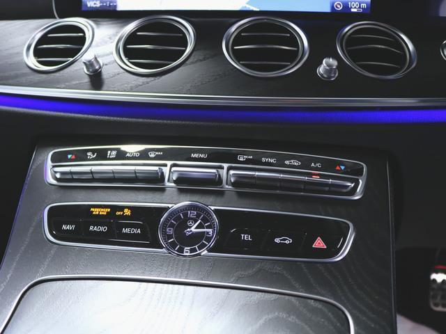 E300 ステーションワゴン アバンギャルド スポーツ エクスクルーシブパッケージ 2年保証 新車保証(28枚目)