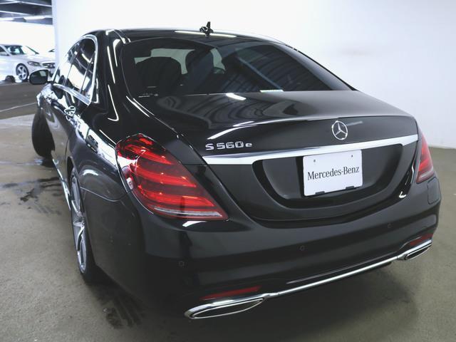 S560 e ロング AMGラインプラス 2年保証 新車保証(2枚目)