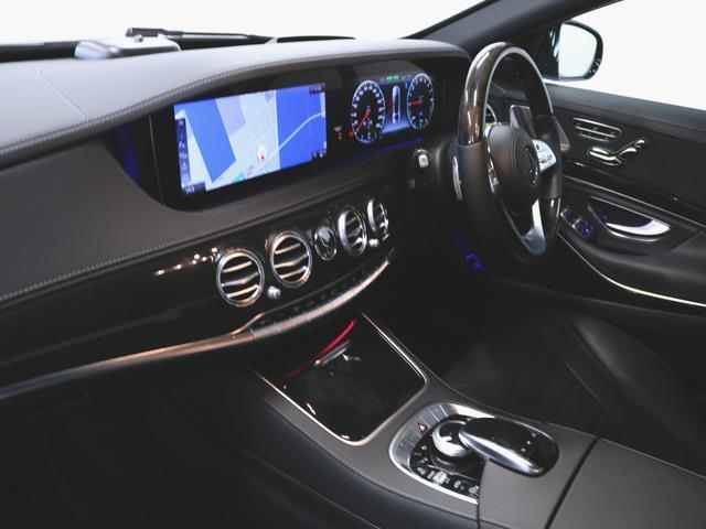 S560 e ロング AMGラインプラス 2年保証 新車保証(4枚目)