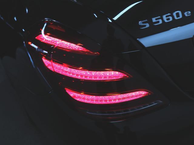 S560 e ロング AMGラインプラス 2年保証 新車保証(8枚目)