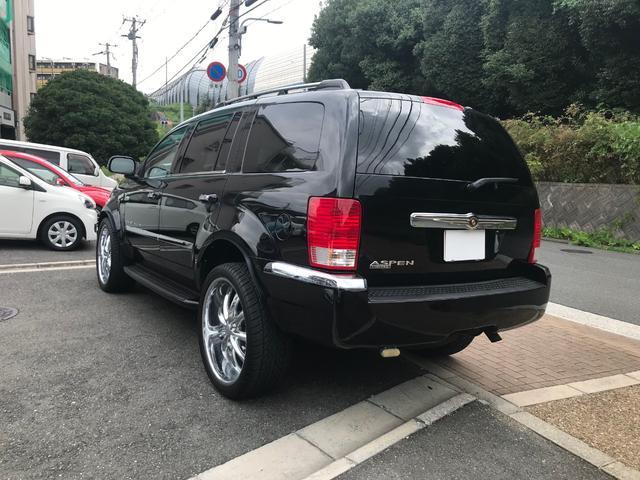 「クライスラー」「クライスラーアスペン」「SUV・クロカン」「大阪府」の中古車5