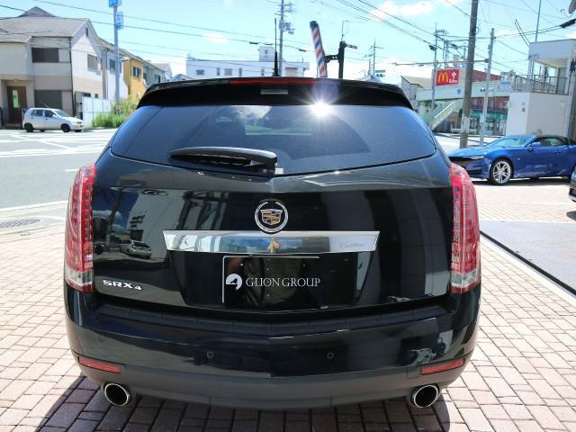 「キャデラック」「キャデラック SRXクロスオーバー」「SUV・クロカン」「大阪府」の中古車5