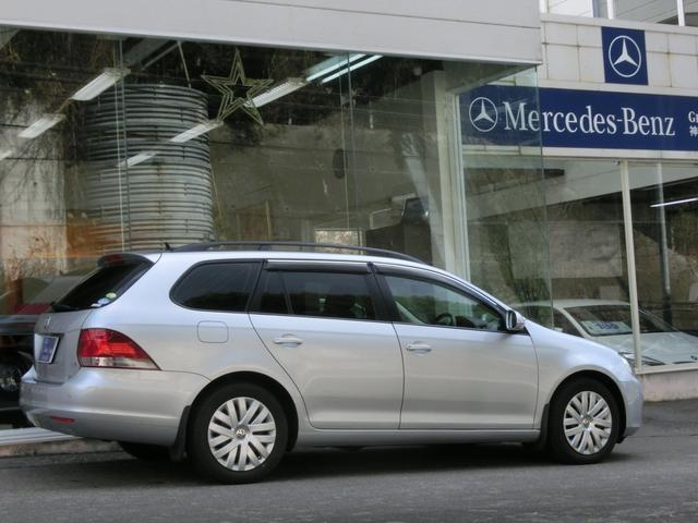 フォルクスワーゲン VW ゴルフヴァリアント TSI トレンドライン