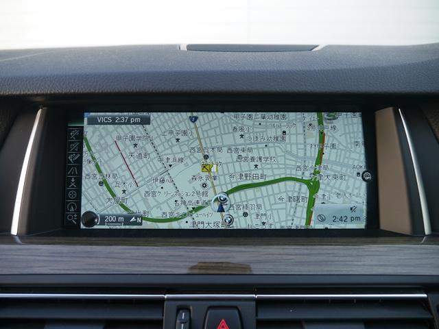 BMW BMW 535iモダンLEDライトOP19AW黒レザー1オナACC